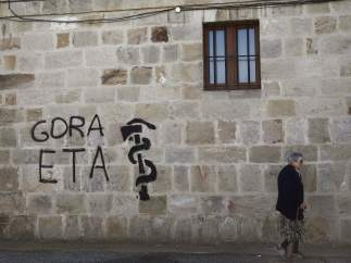 Pintada de ETA