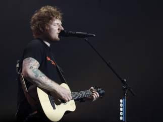 Concierto de Ed Sheeran
