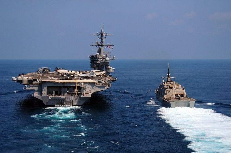 Resultado de imagen para portaaviones Carl vinson
