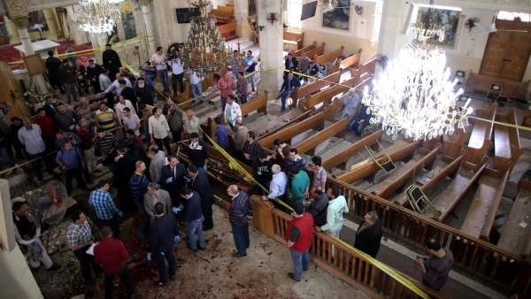 Atentado en Egipto