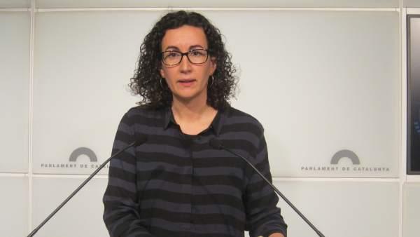 Marta Rovira (JxSí).