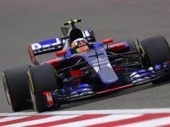 Carlos Sainz Toro Rosso China