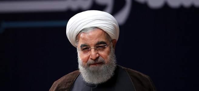Hassan Rouhani, el presidente de Irán.