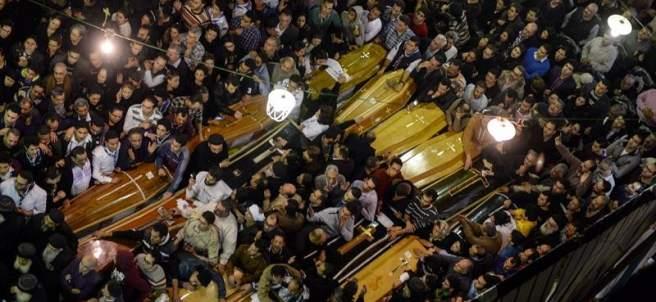 Atentado contra iglesias coptas en Egipto