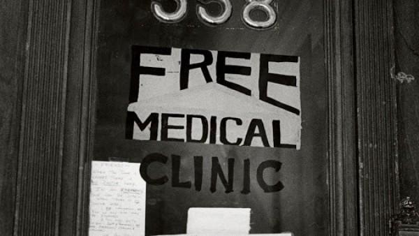 "Ruth-Marion Baruch, ""560 558 (sign), Haight Ashbury"", 1967"