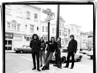 "Herb Greene, ""Grateful Dead on Haight Street"", 1967"