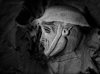 Jeff Gusky - Stone carving
