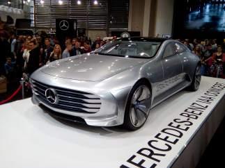 Prototipo de Mercedes-Benz