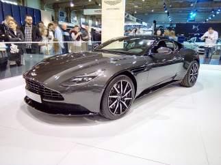 Stand de Aston Martin