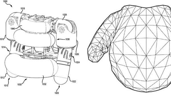 Robots de Disney