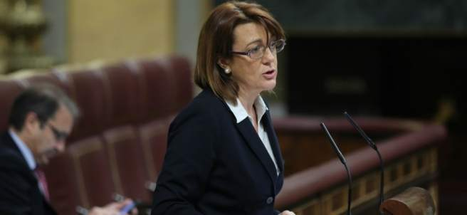 Soraya Rodríguez, diputada del PSOE.