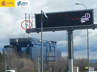 Cámaras para controlar de modo automatizado el uso del cinturón de seguridad