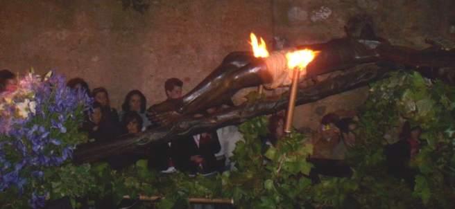 Cristo Negro de Cáceres