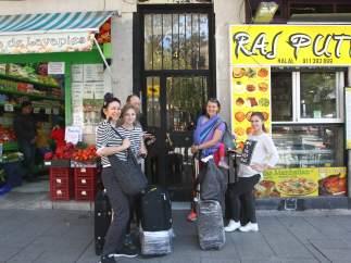 "Lavapiés, el ""barrio-hotel"" de Madrid"
