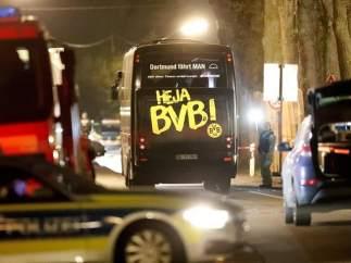 Autobús del Borussia Dortmund