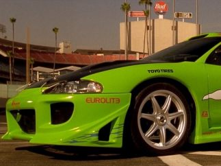 Los coches de la saga 'Fast and Furious'