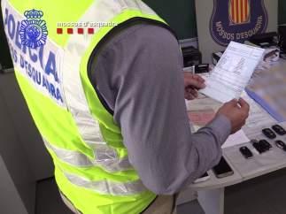 Detenida una banda que enviaba coches robados a Libia y Argelia