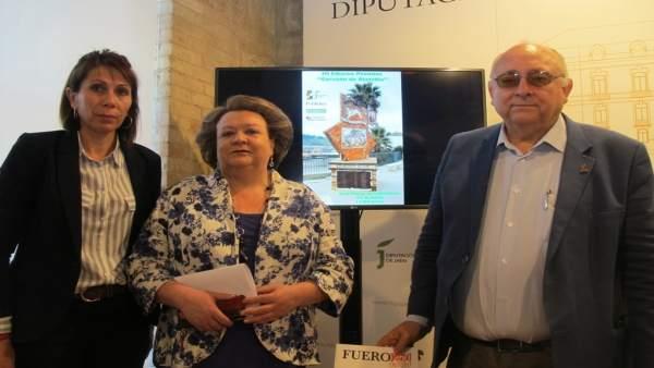 Presentación III Premios Corazón de Olavidia