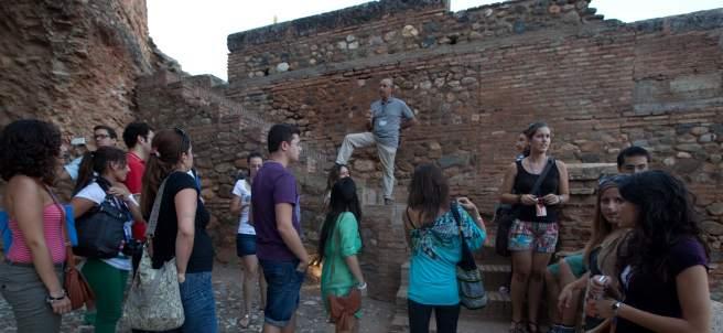 Visitas guiadas en la Alhambra