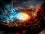 El 'corazón' de una galaxia
