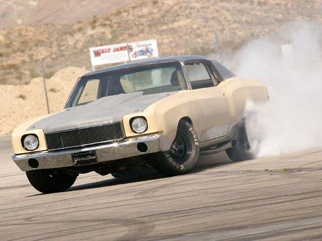 Chevy Monte Carlo. Este Chevy Monte Carlo acaparó las primeras escenas de la tercera parte de la saga. Se trata de una auténtica bestia de 800 caballos de potencia.