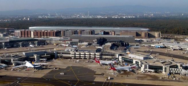 10. Frankfurt Airport