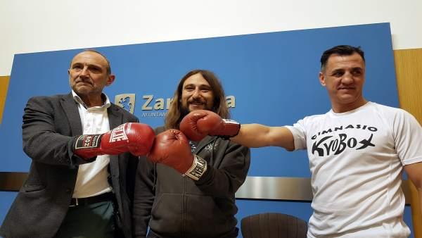 Zaragoza homenajeará a Perico Fernández el 13 de mayo con una velada de boxeo