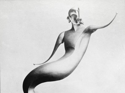 "Rudolf Belling - Moden-Plastik (""fashion sculpture""), model B, 1921"