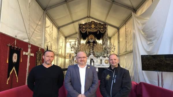 Jesús Perez Atencia, David Vilches, José Antonio Bravo
