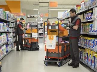 La compra online de Consum arriba a Alacant capital