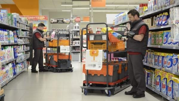 La compra online de Consum arriba a Alacant capital i amplia el servici a quatre localitats