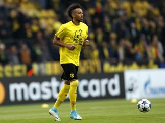 Camiseta de apoyo del Dortmund a Marc Bartra