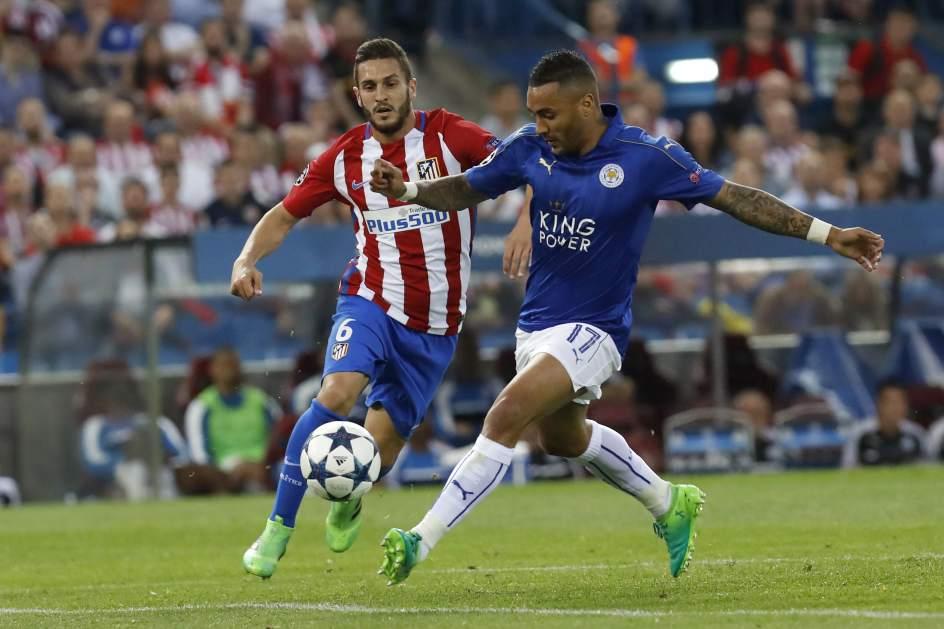 Leicester Vs Atl Tico De Madrid Horario Y D Nde Ver El