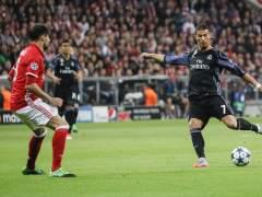 Bayern vs Real Madrid en directo