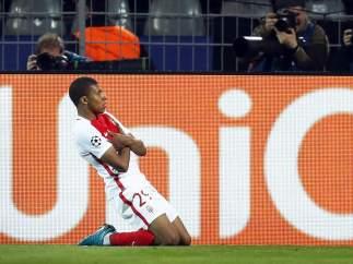 Gol de Mbappé