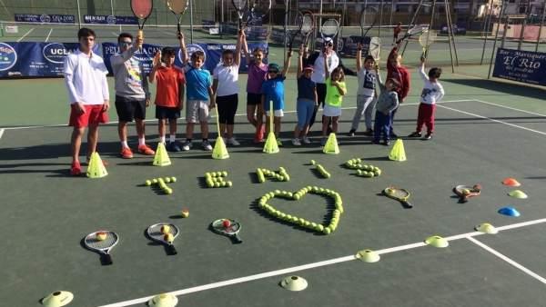 El tenis se incorpora a 'La Provincia en Juego'