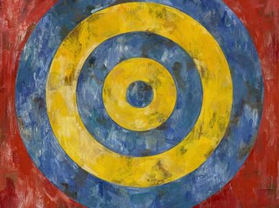 Jasper Johns - Target, 1961