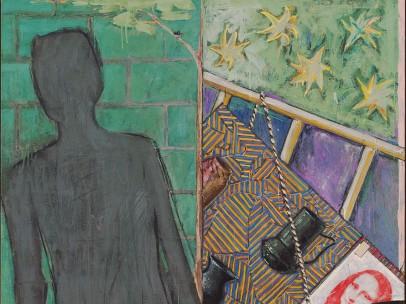Jasper Johns - Summer, 1985