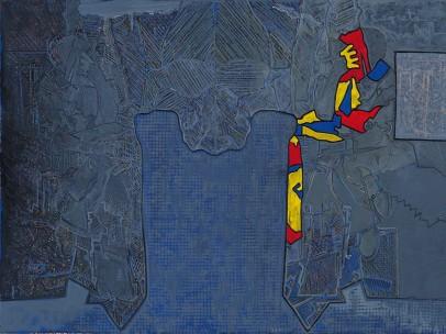 Jasper Johns, Regrets, 2013