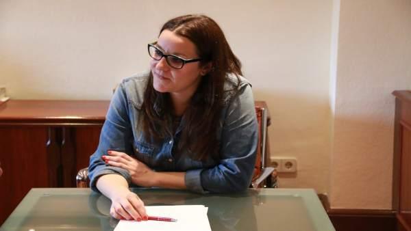 María Díaz Podemos