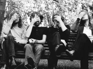 Hands over eyes, 1971