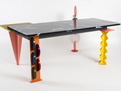 'Harlequin Table', 1982