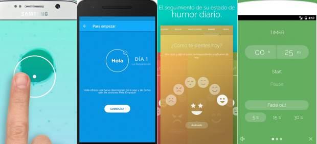 Apps para la meditación