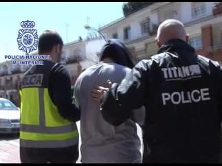 Detención del grupo de cibercriminales