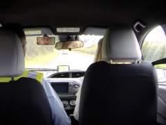 Examen de conducir en el Reino Unido