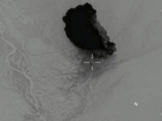 Bomba MOAB sobre Afganistán