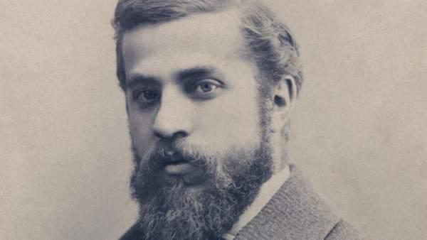 El arquitecto Antoni Gaudí i Cornet