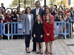 Misa de Pascua en Palma