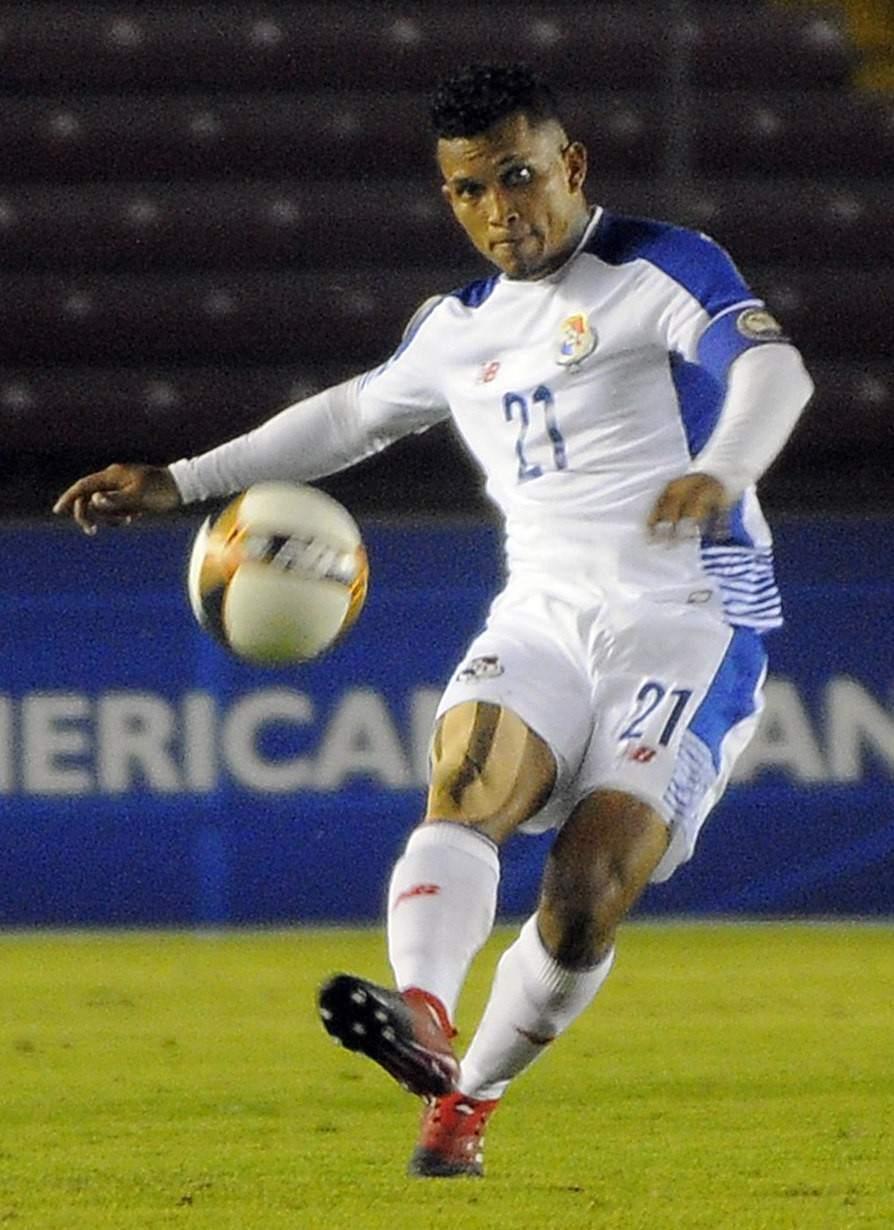 Matan a tiros al futbolista de la selección de Panamá Amílcar Henríquez, de 33 años