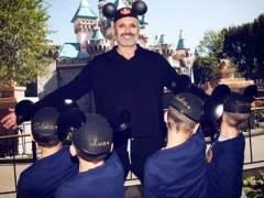 Miguel Bosé denuncia una extorsión por unas fotos con sus hijos